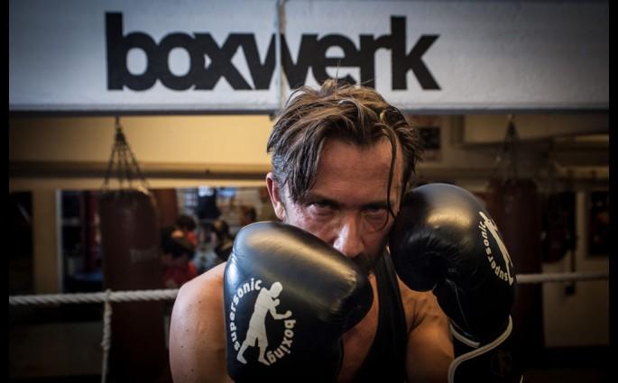 Bru im Boxwerk