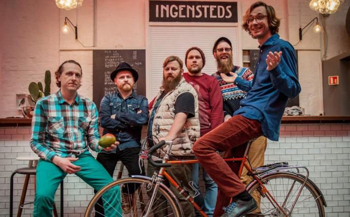 Erlend-Oye und Band