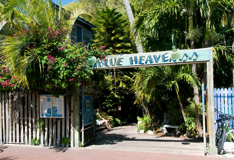 Restaurant Blue Heaven
