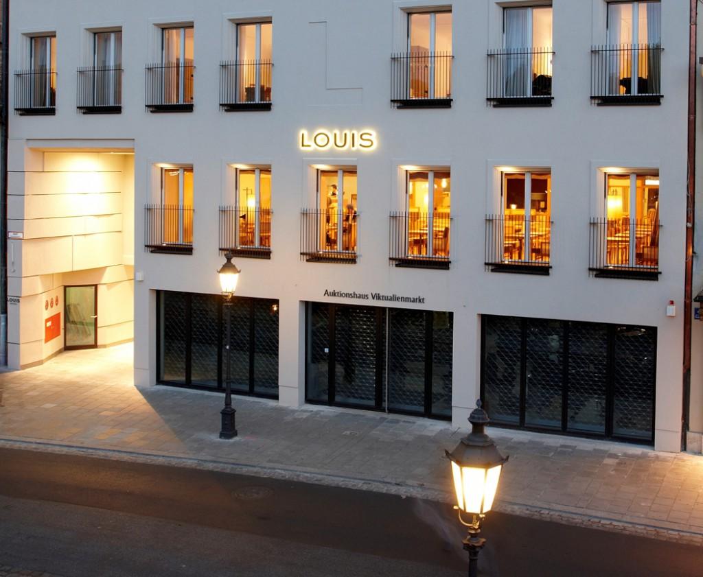 Emiko Restaurant Muenchen im Louis Hotel