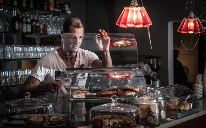 Robert und sein Café Cordial