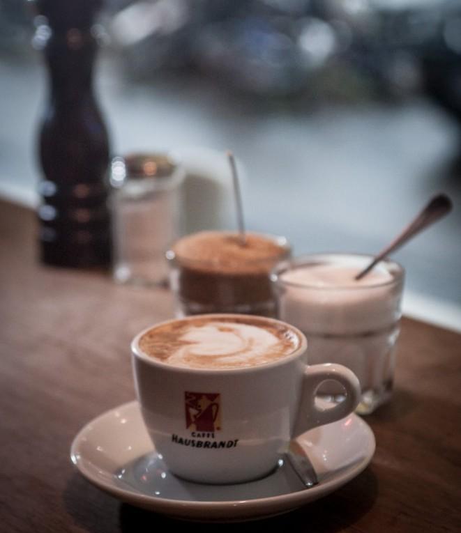 Hausbrandt-Café im Cordial