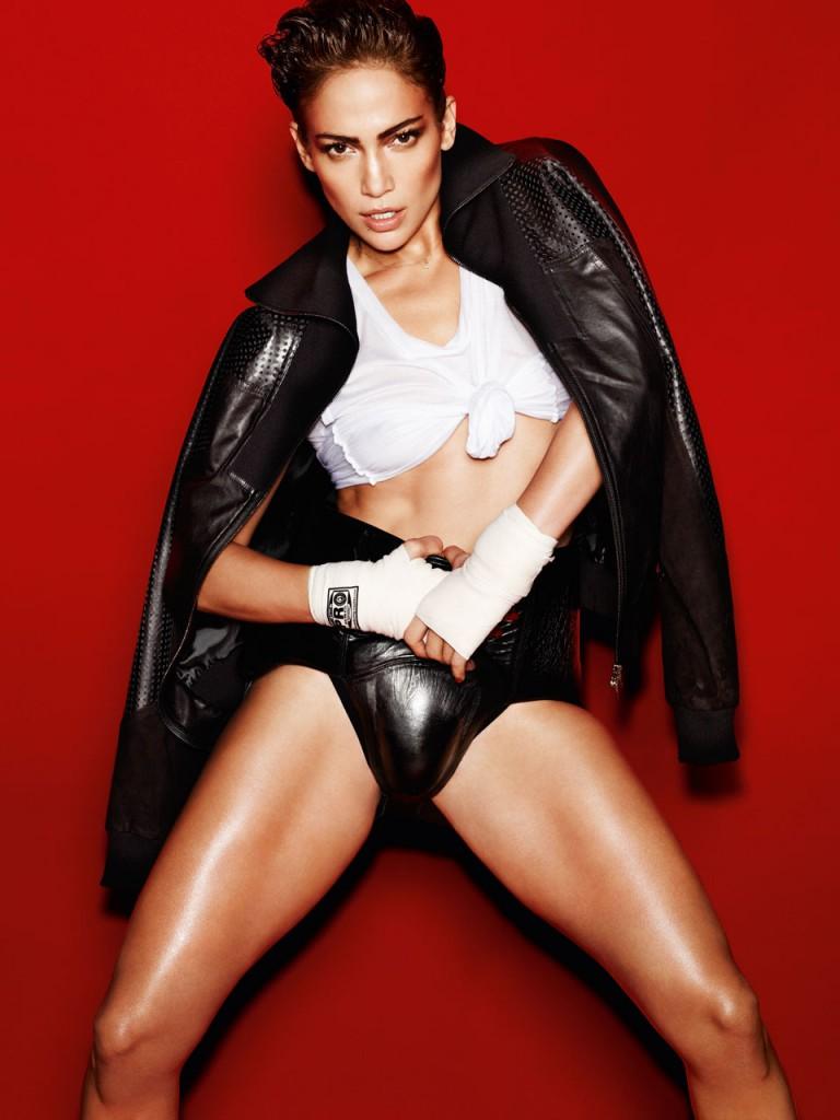 Jennifer Lopez fotografiert von Mario Testino