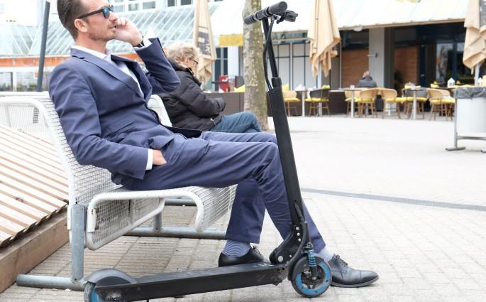 Der Roller für Großstädter: Egret