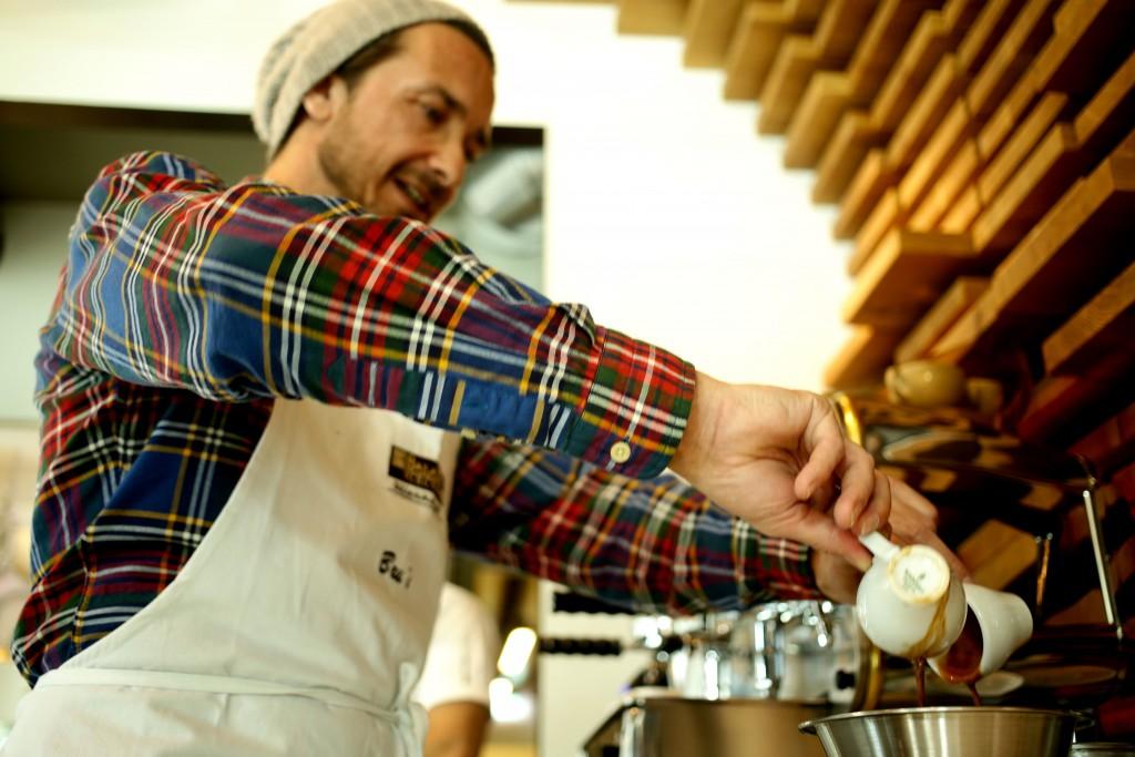 Espresso für Ballabeni Eis