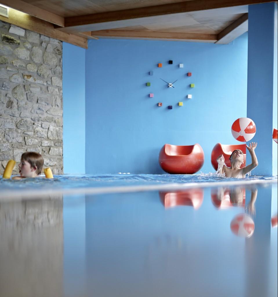 Der Pool - perfekt für Kids