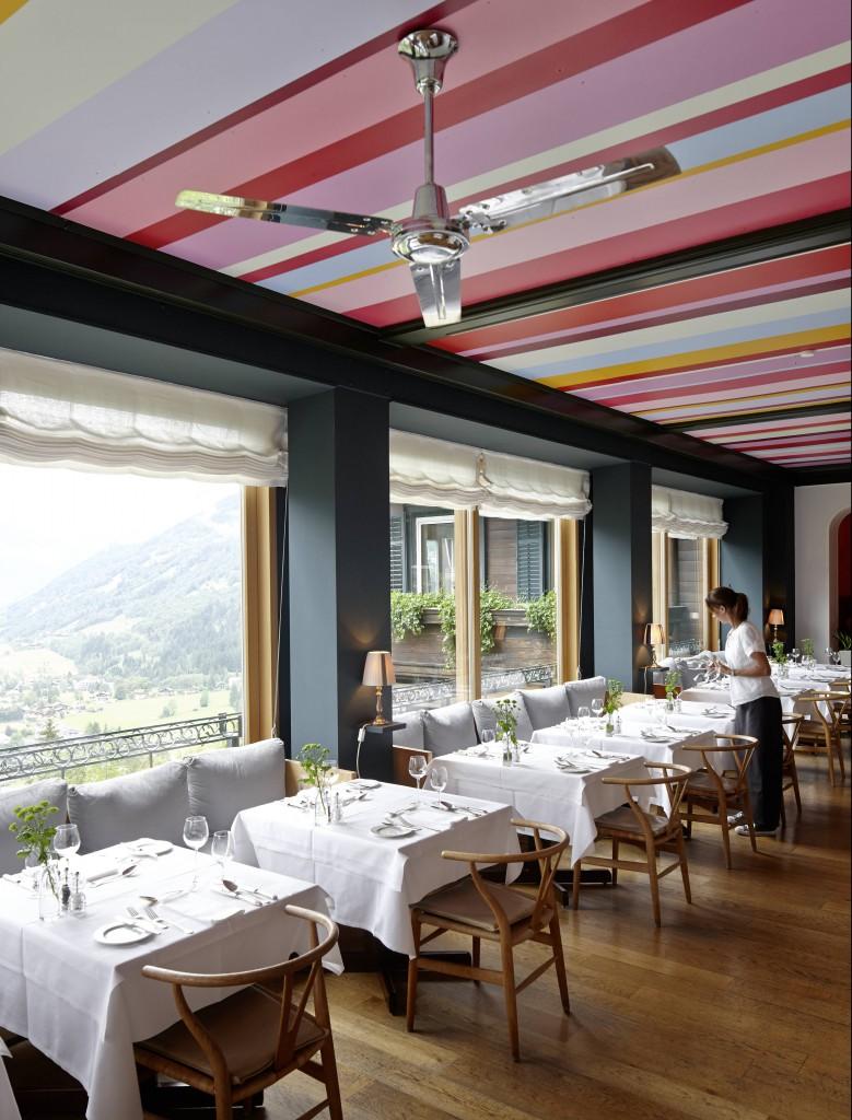 Haus Hirt: Das stylishe Restaurant