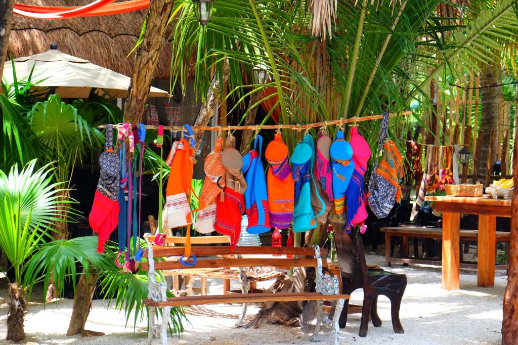 Boutique in Tulum