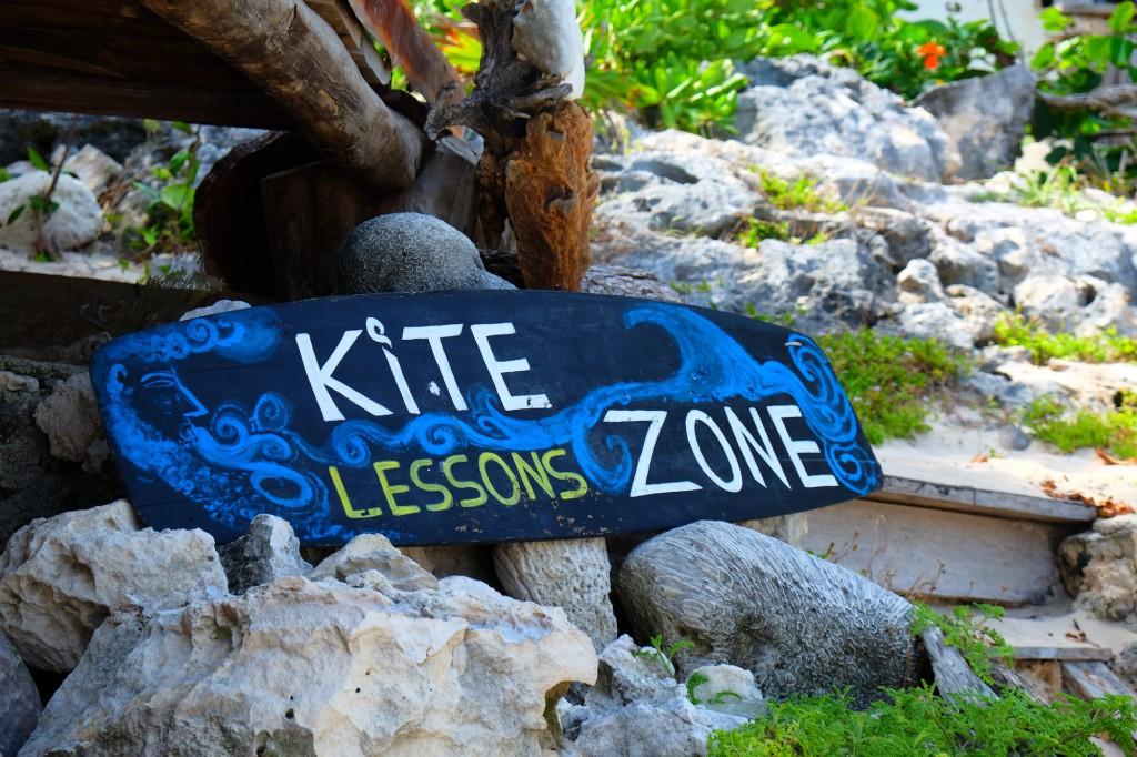Tulum ist Hotspot für Kiter