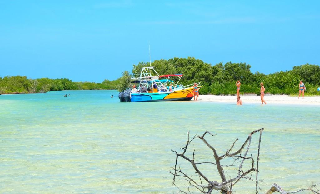 Inseltour mit VIP Holbox