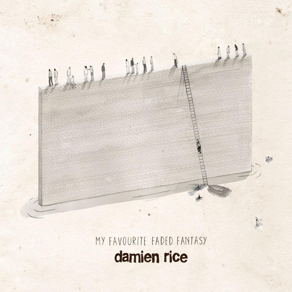 Der irische Künstler Damien Rice