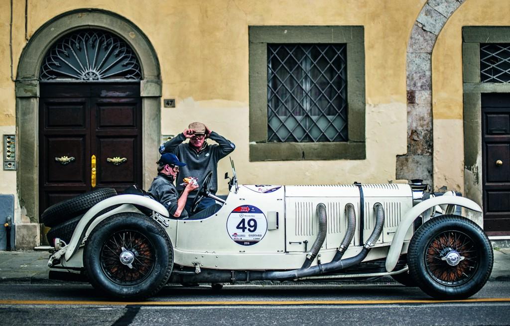 Mille Miglia © The Classic Car Trust, Photo © Julien Mahiels