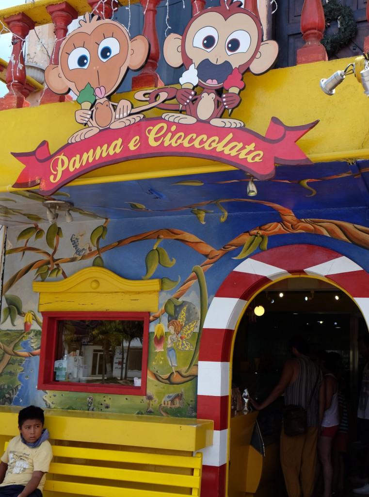 Das leckerste Eis Mexikos!