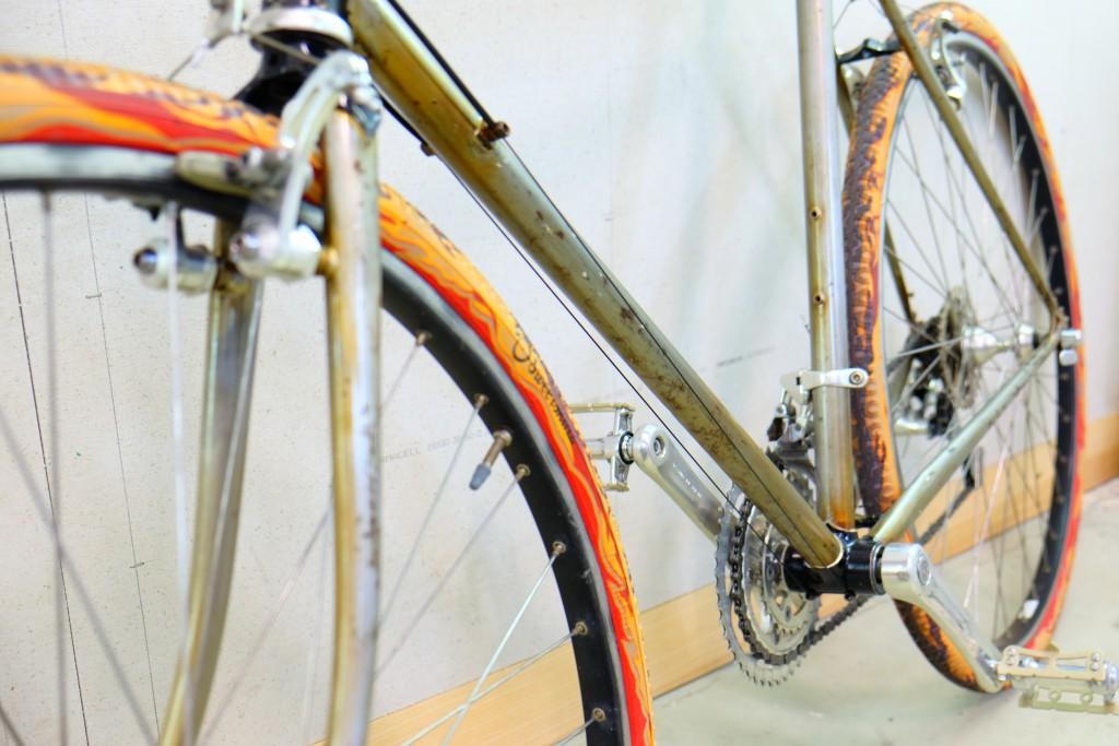 Schöne Details machen Samstag Rad aus - logo!