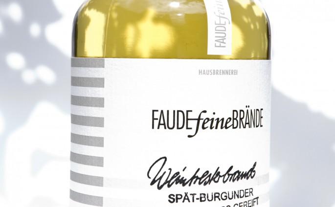 Badischer Gtrappa: Der Spätburgunder Weintresterbrand