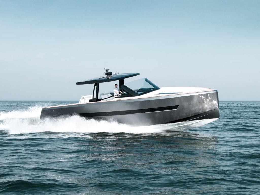 Toller Daycruiser: Fjord 48' Open