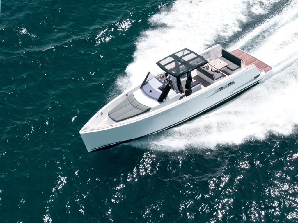 Daycruiser von Fjord