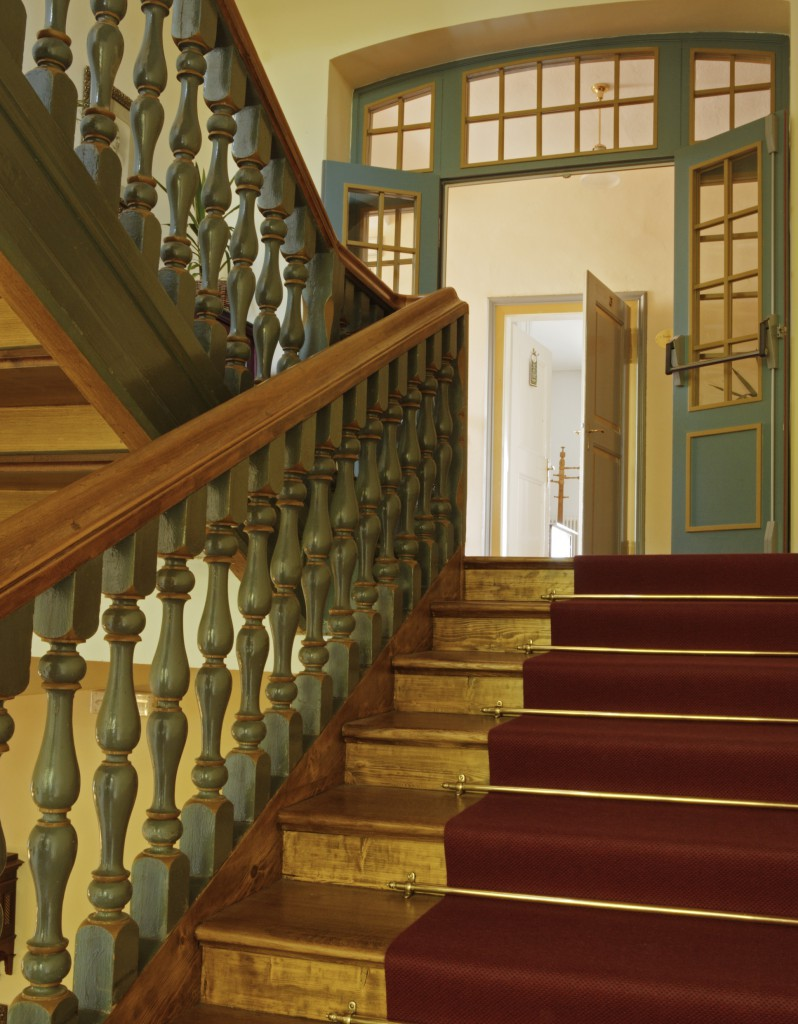 Historisches Treppenhaus