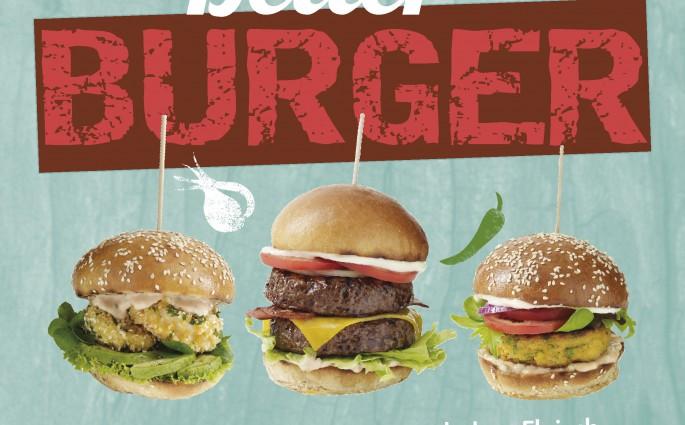 Better Burger - das Kochbuch!