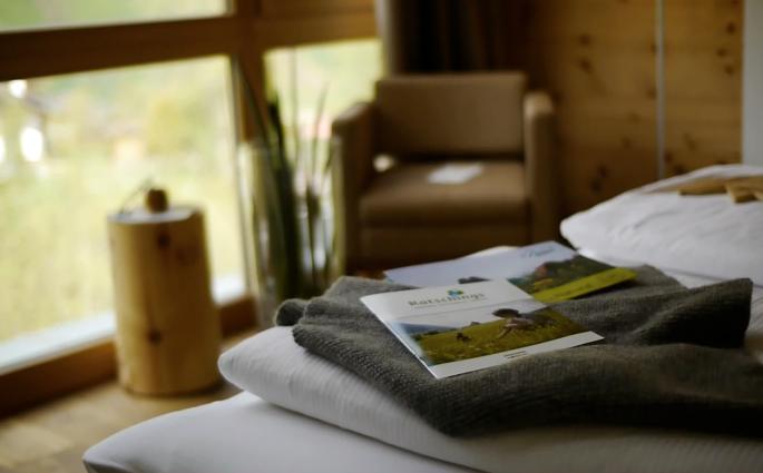 Die Zimmer im Hotel Rainer: Die Liebe steckt im Detail