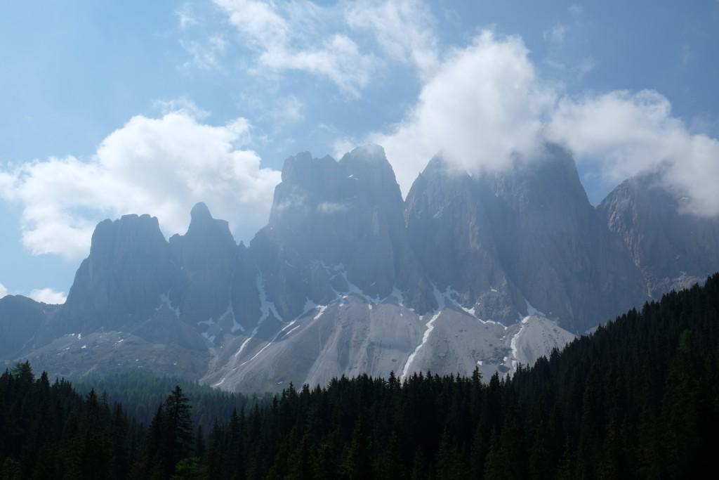 Das Dolomitental Villnöss zählt zum Weltkulturerbe