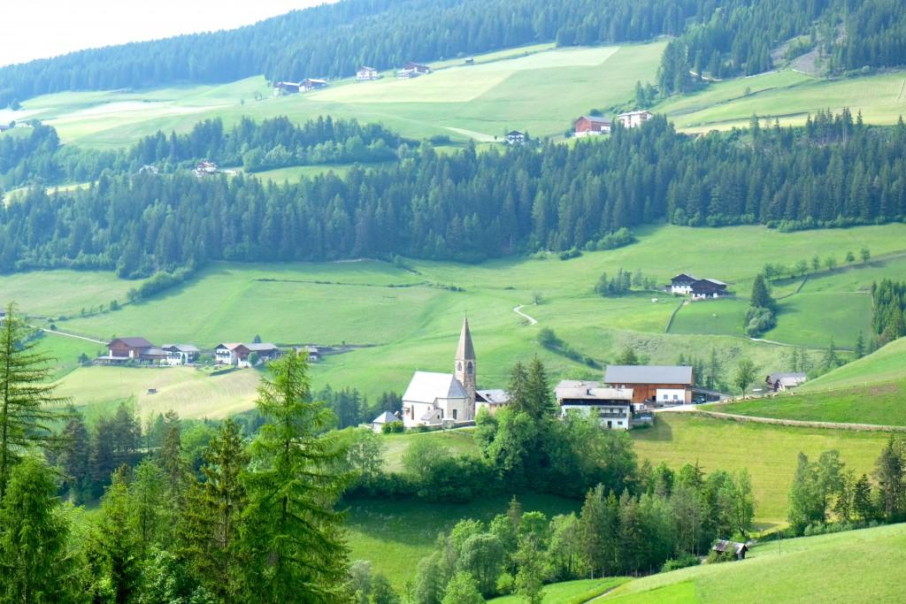 Sommerfrische in Südtirol