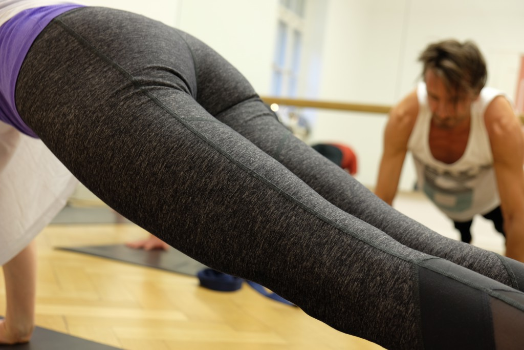 Yoga ist anstrender, als ich dachte