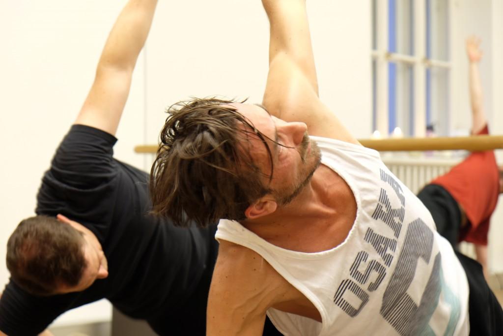 Bru probiert's: Yoga