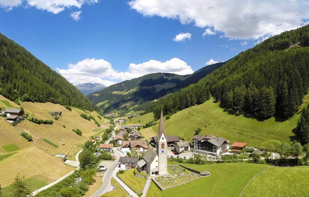 Südtiroler Idylle - das Jaufental