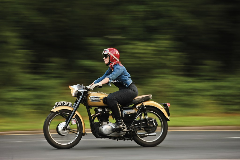 Tolles Teil: Triumph Thunderbird