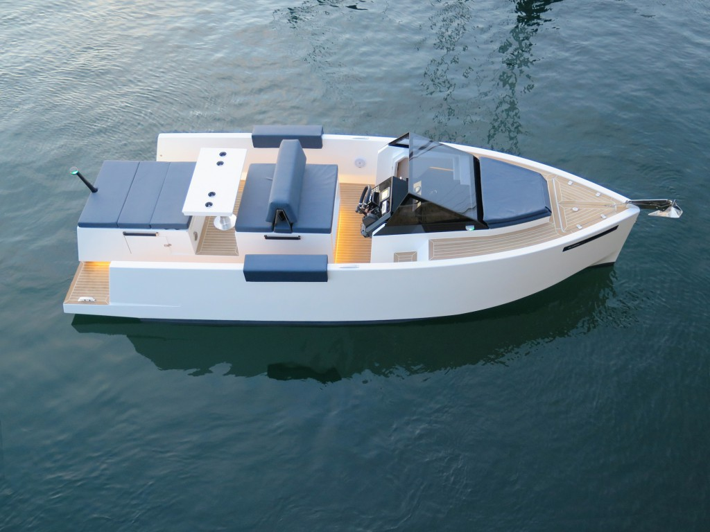 Puristisches Design: Der Cruiser D 23