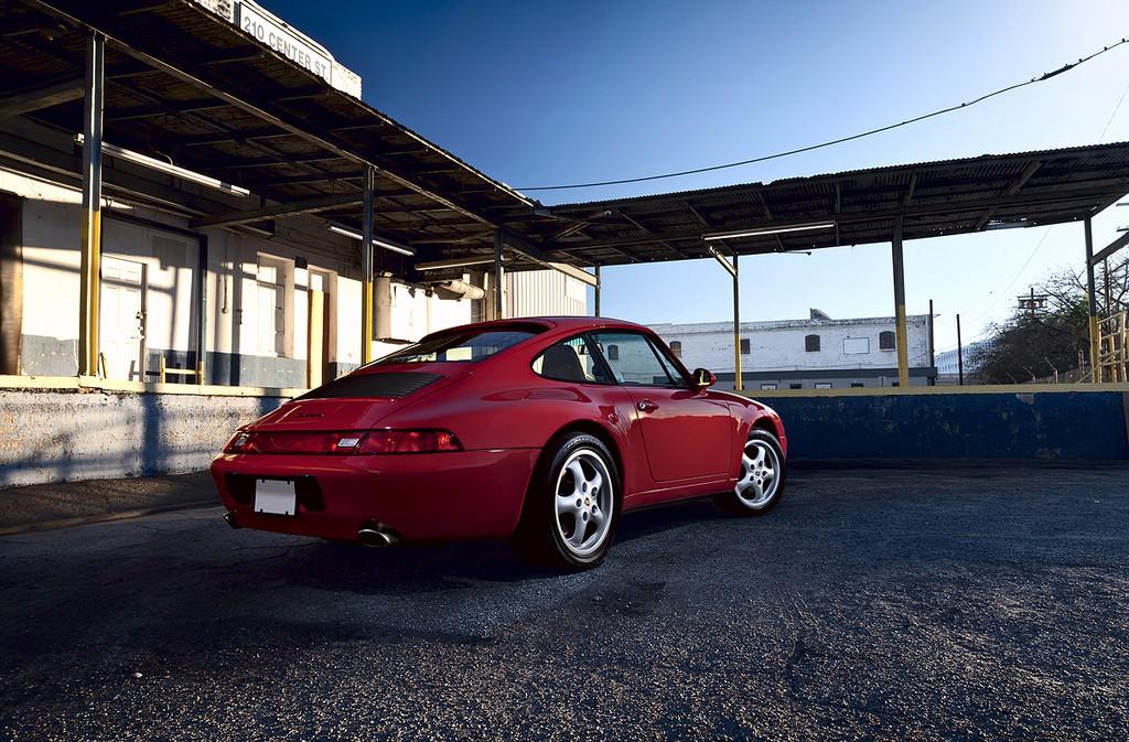 Ein Traum: Porsche 993