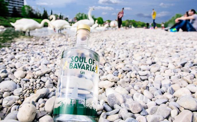 Gin made in Bayern