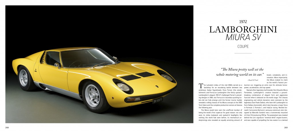 Traum in gelb: Rod Stewards Lamborghini Miura