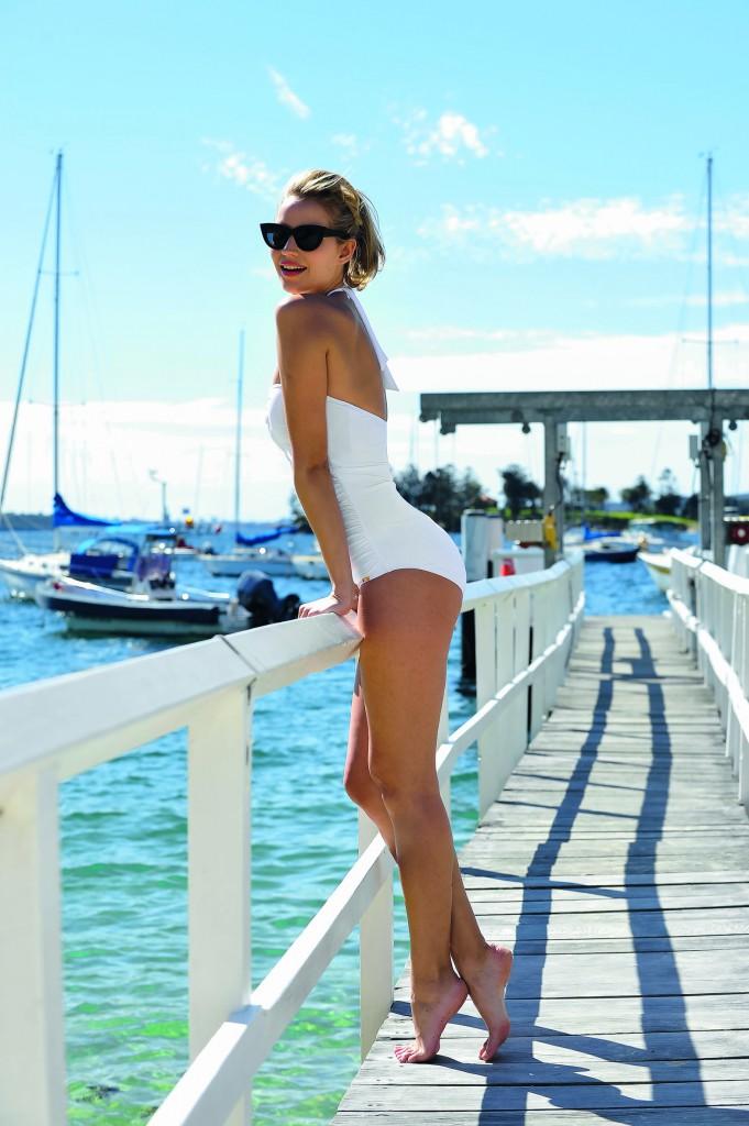 Schöne Frauen wie Danielle Wallace sind immer dabei © W. Teodoro/Zeduce/Robert Wallace/Splash news/Corbis.