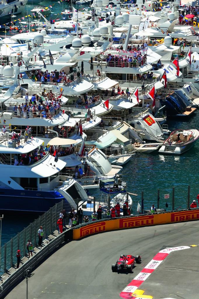 Grand Prix von Monaco, 2014, © Hoch Zwei/Corbis
