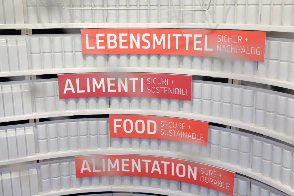 Der deutsche Pavillon überzeugt als einer der wenigen mit Innovation