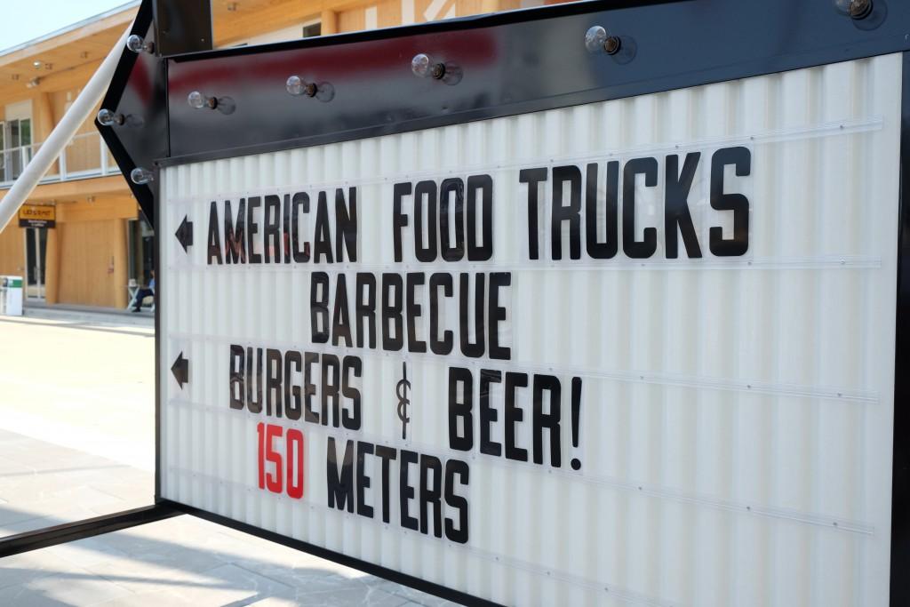 Food, Food, Food: Auf der Expo dreht sich alles ums Essen