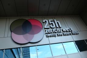 Bru's Lieblingshotels: 25hours Zürich