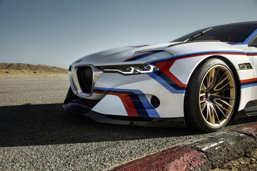 Was für ein Gerät: der neue BMW 3.0 CSL Hommage R