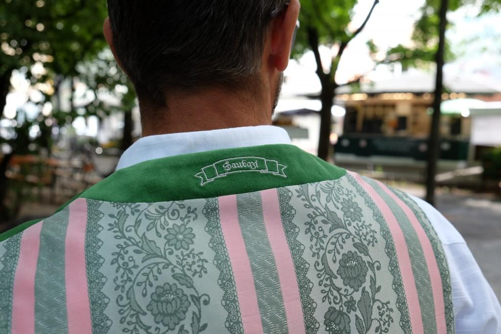 Ein Münchner Label legt die Miesbacher Weste neu auf