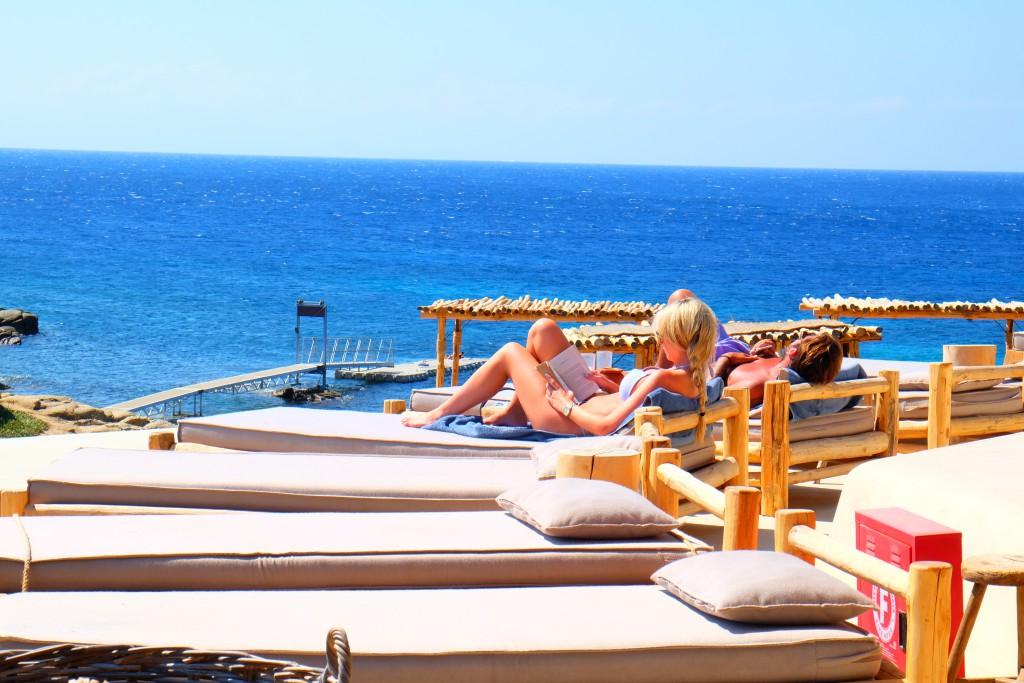 Scorpios Beach Club Mykonos