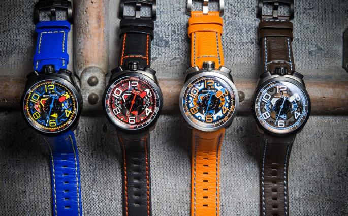 Uhren brauchen Farbe!