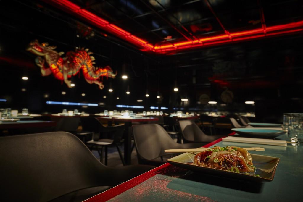 """Restaurant """"Hutong Club""""in Schwabing"""