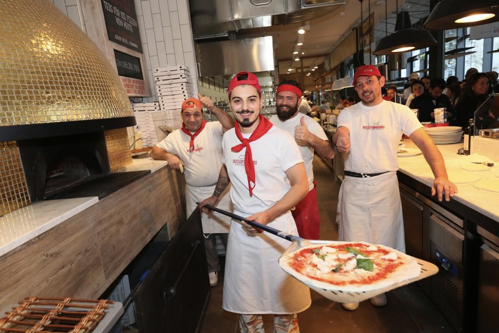 Italienische Küche meets italienische Lebensfreue