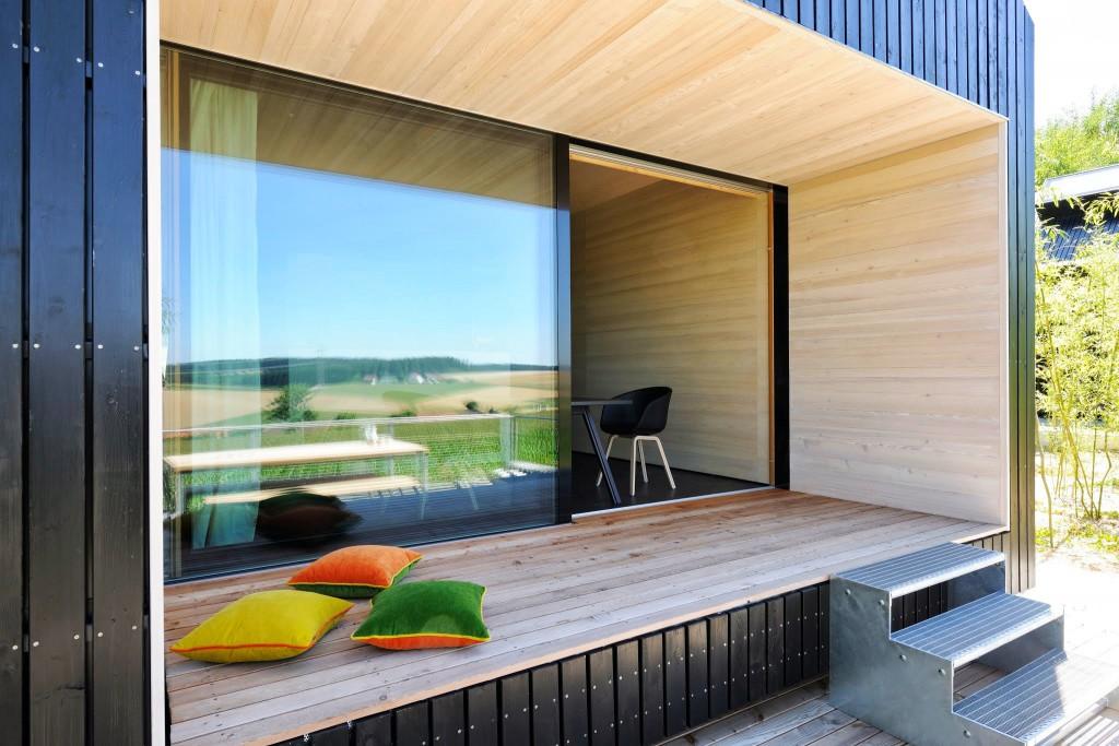 Ausgezeichnete Architektur