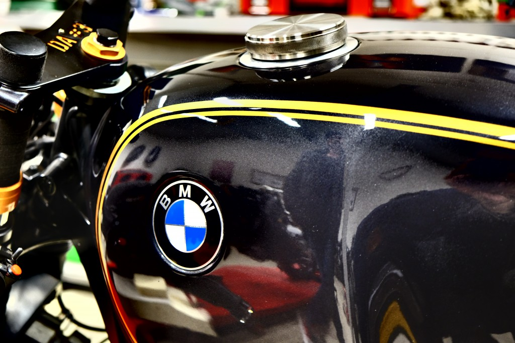 BMW Boxer - die optimale Basis fürs Customizing