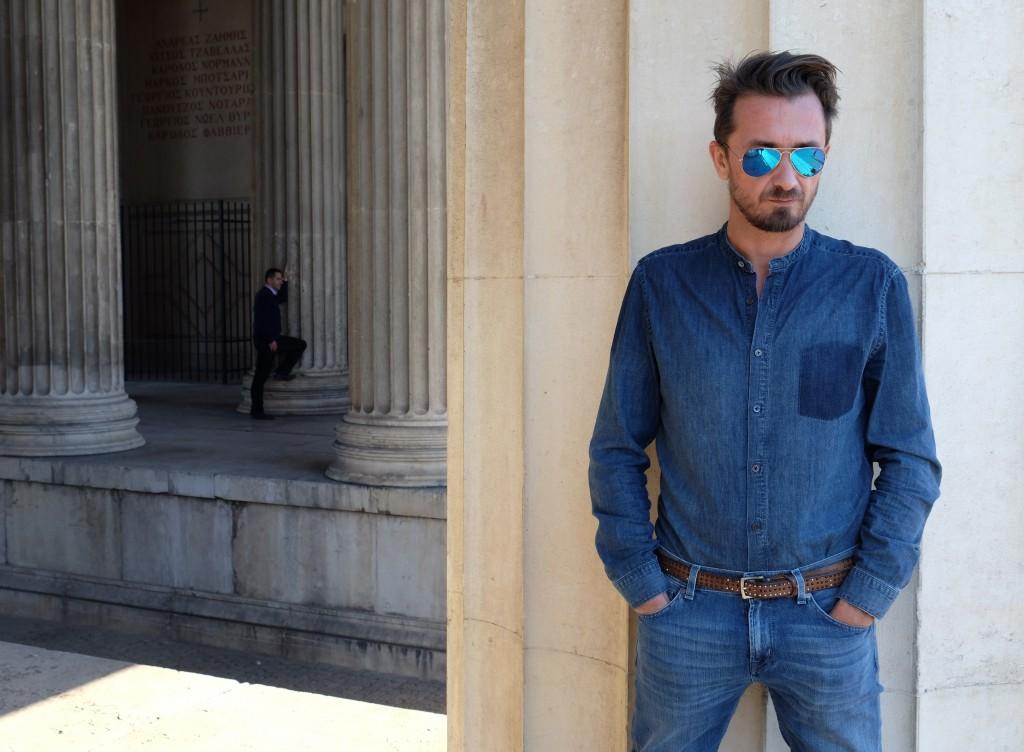 Cooler Look - ganz in Jeans