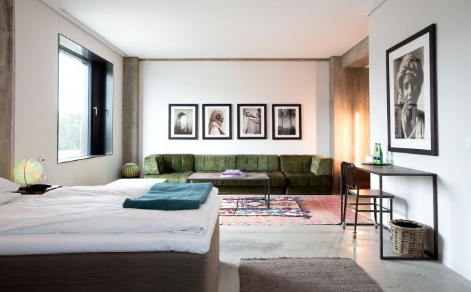 Speicher7 - ein Klasse-Hotel