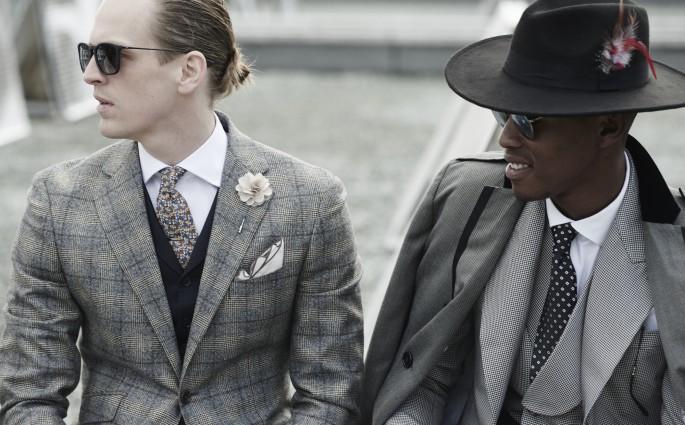 Style matters - auf der Pitti definitiv